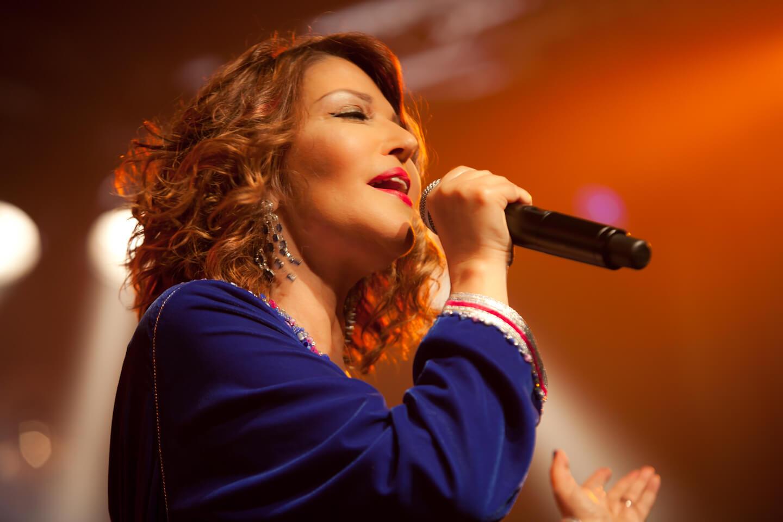 تحيي الديفا سميرة سعيد حفلها الغنائي بالقرية العالمية بدبي يوم الجمعة 16 نونبر الجاري