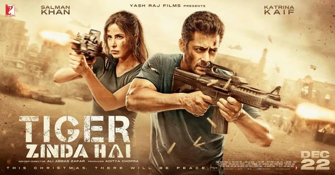 """حقق الفيلم الهندي """"تايغر زيندا هي"""" الذي صورت العديد من مشاهده بمدينة الصويرة أعلى نسبة إيرادات في شباك التذاكر الهندية والأسيوية لسنة 2017"""