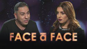 رسالة من موس ماهر الى عادل الميلودي في برنامج FACE à FACE