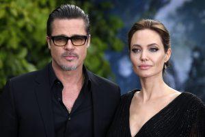 النجمة أنجلينا جولي ترفع دعوى قضائية ضد طليقها السابق النجم براد بيت لهذا السبب