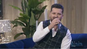 """رائعة سيد مكاوي """"حلوين من يومنا والله"""" بصوت الفنان اللبناني وسام أمير في برنامج دندنة مع عماد"""