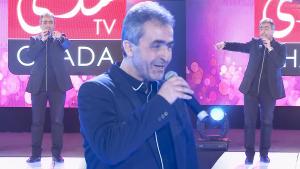 سكيتش الكوميدي مصطفى الداودي من حفل رأس السنة 2019