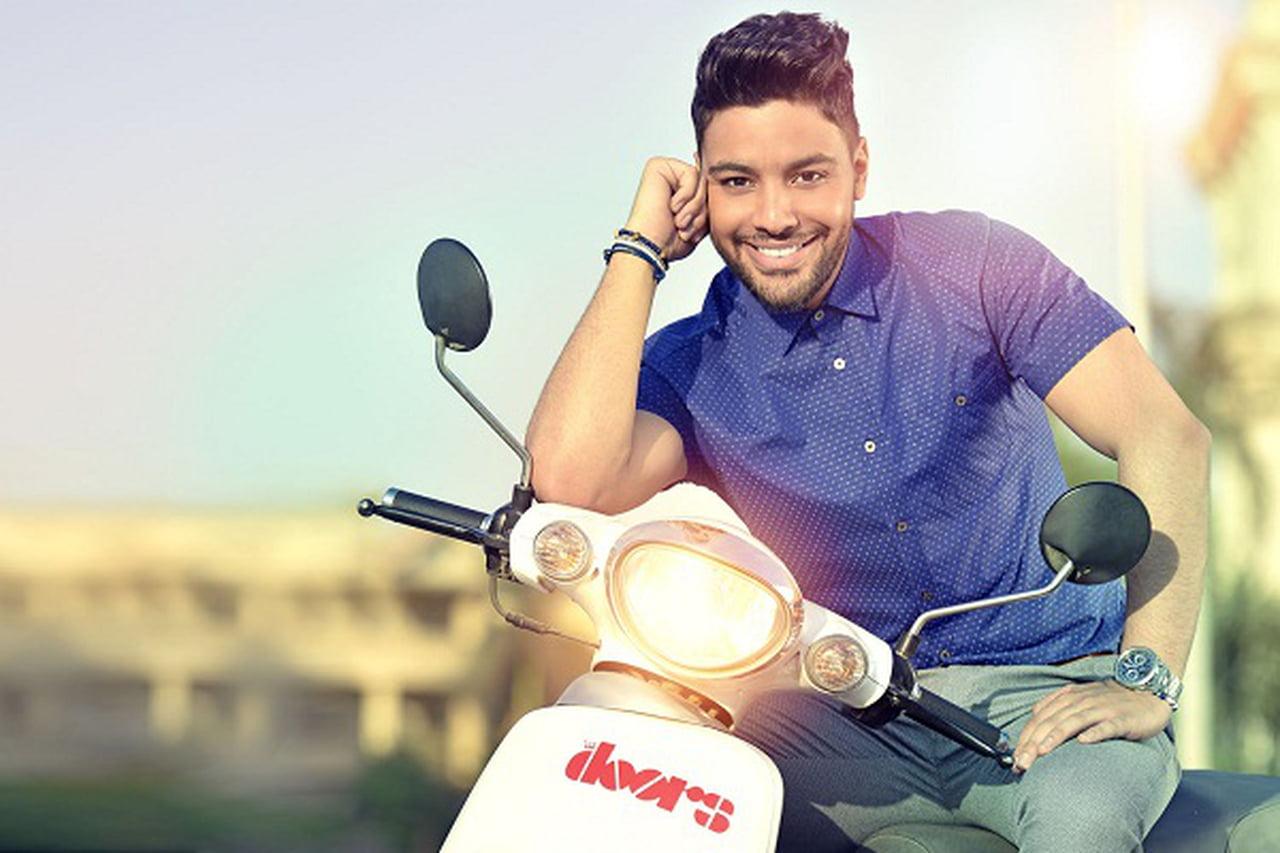"""أصدر الفنان المصري أحمد جمال أغنية جديدة تحمل عنوان """"توكلنا على الله"""""""