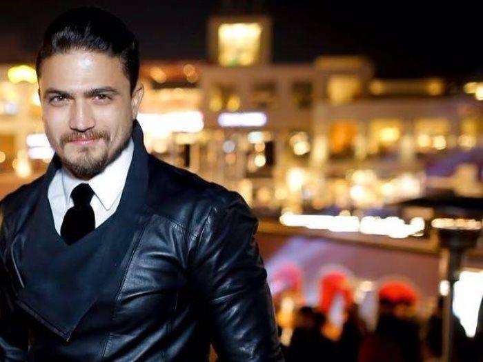 """يستعد المطرب المصري هيثم سعيد لتسجيل أغنية جديدة بعنوان """"حلفان كداب"""""""