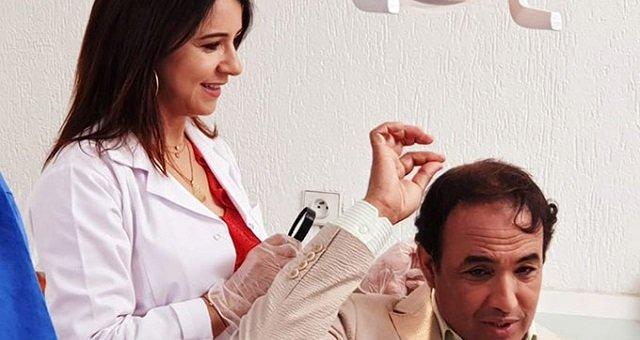 يحضر الممثل المغربي رشيد الوالي حاليا لعمل جديد سيطل من خلاله على جمهوره المغربي وهو سيتكوم بعنوان أمولا نوبة من إخراج سامية أقريو